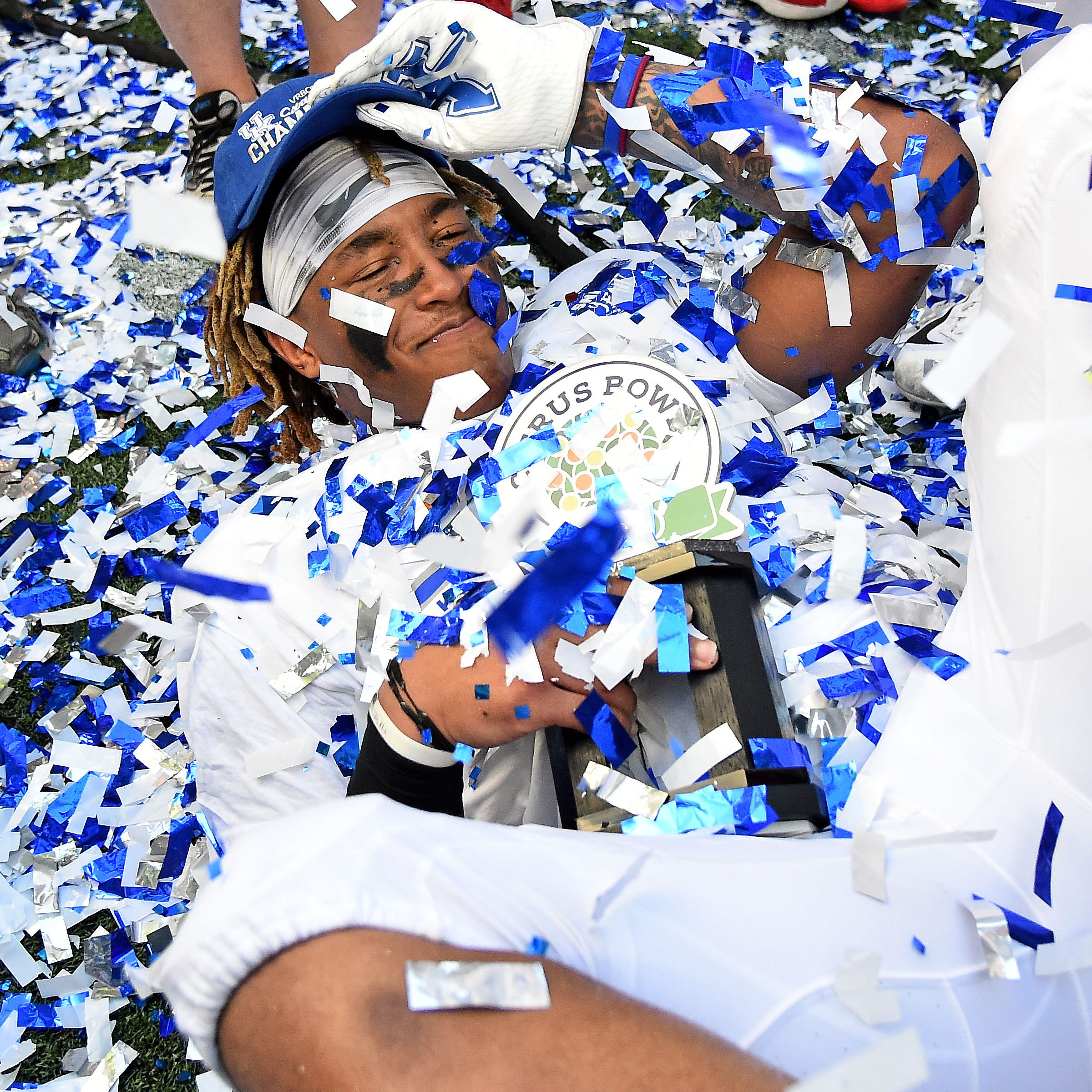 Pittsburgh Steelers fans, meet fourth-round NFL draft pick Benny Snell