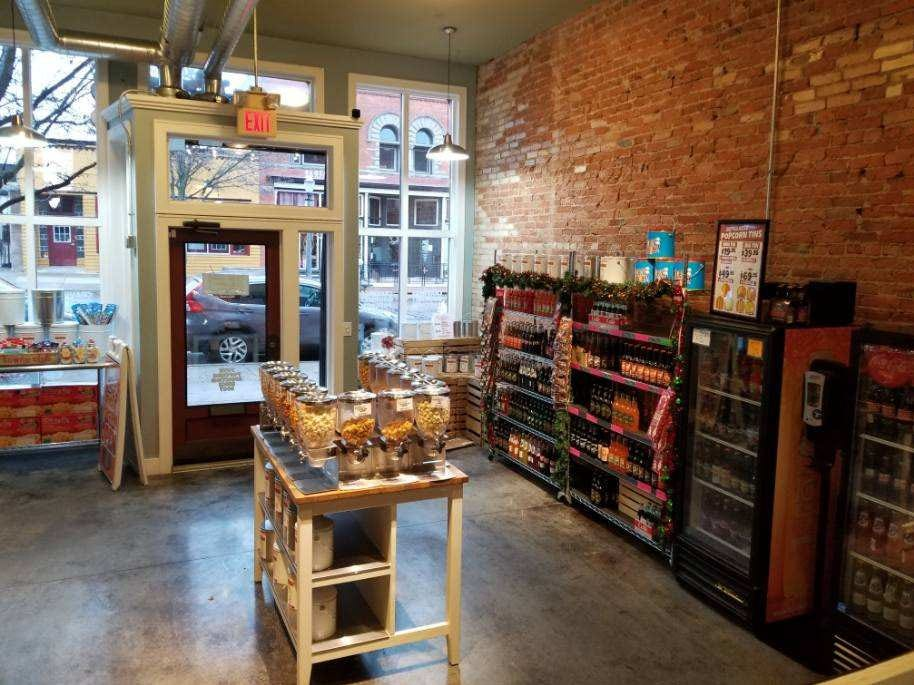 Cravings Gourmet Popcorn's new location in Old Town