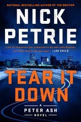 Tear It Down. By Nick Petrie.