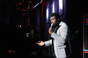 """""""The Voice"""" top 3 finalist Kirk Jay, a Montgomery resident and Bay Minette native, has a concert Saturday at the Montgomery Performing Arts Centre."""