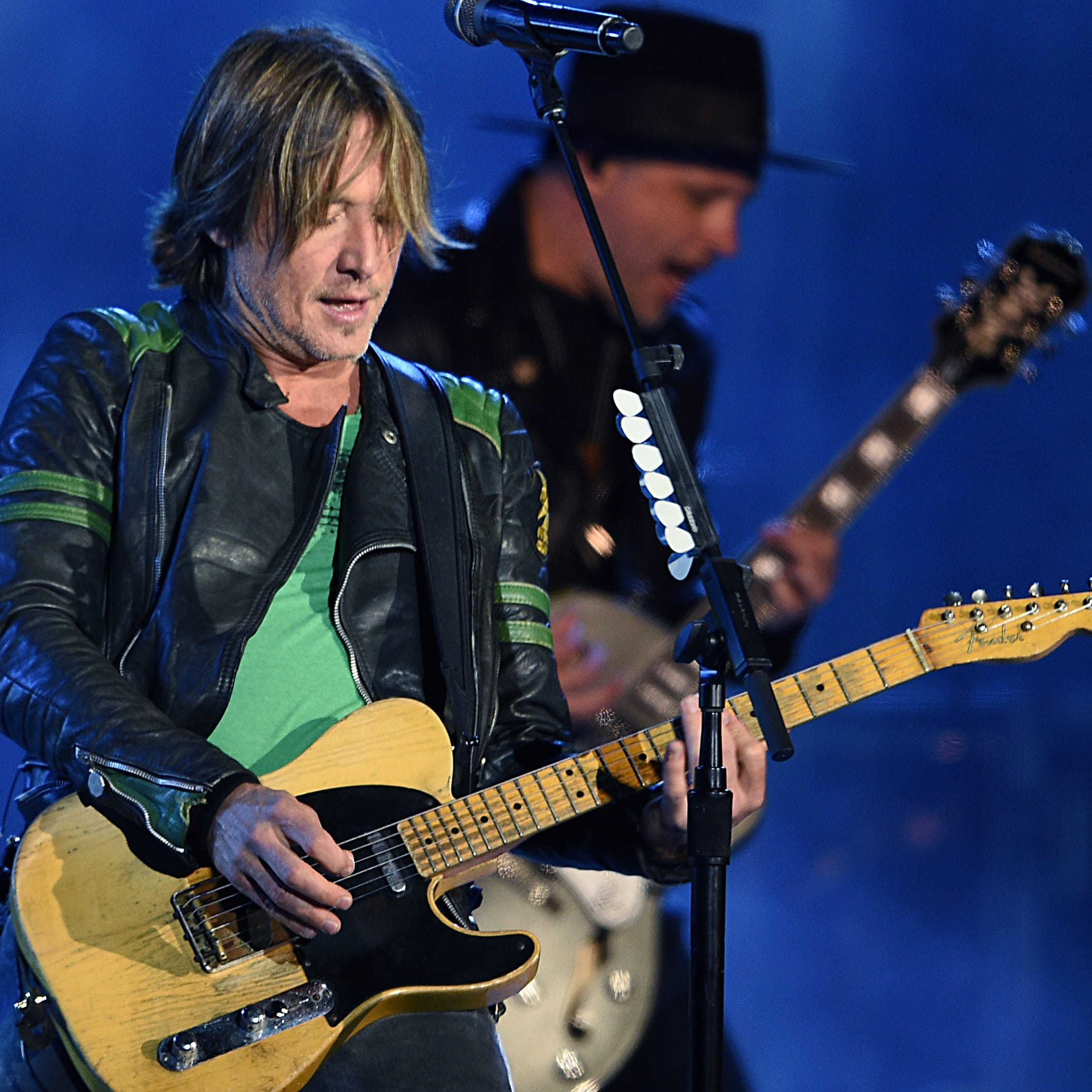 Keith Urban one of 4 headliners for shortened Riverbend Festival in Chattanooga