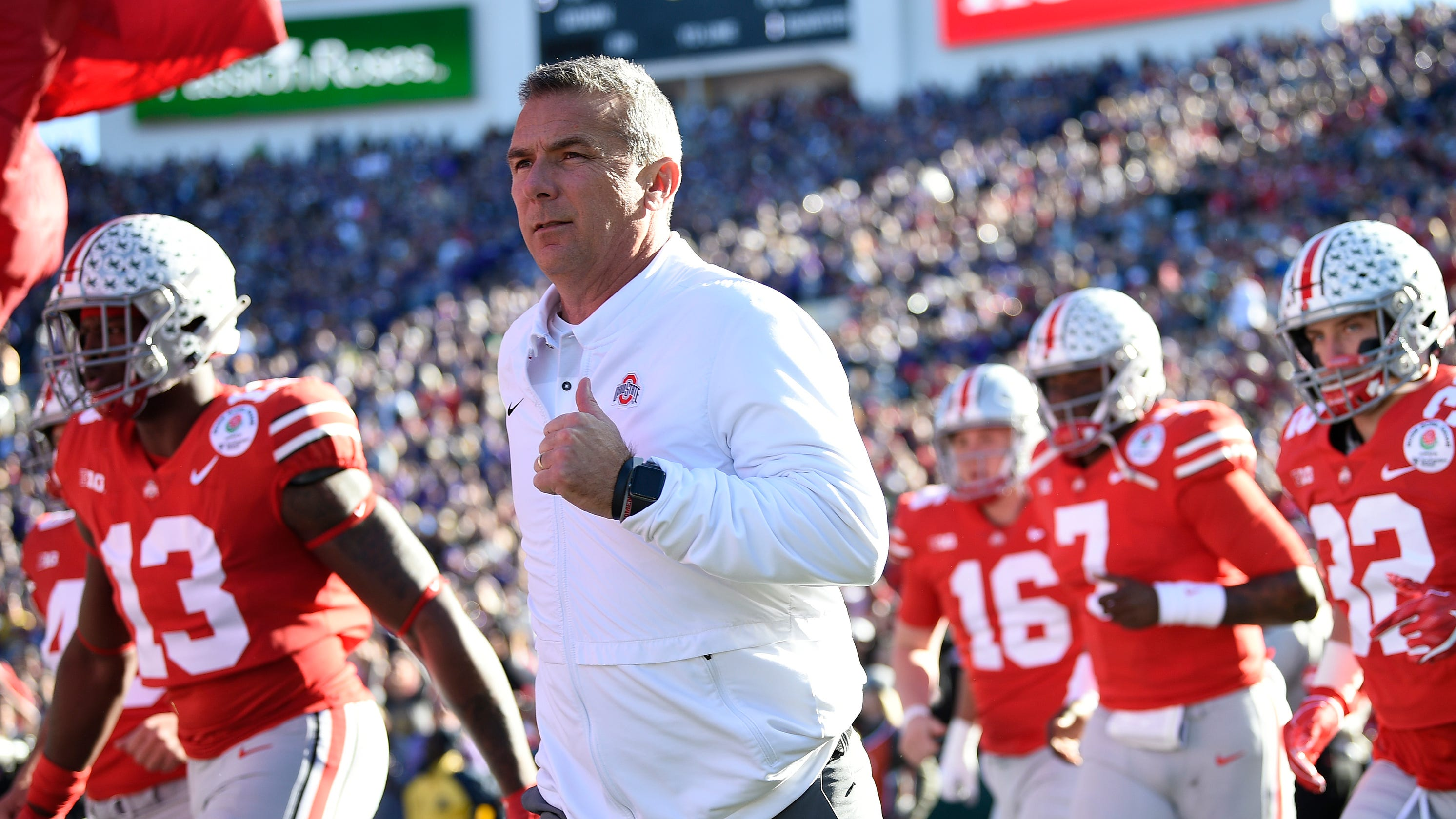 New Year's Day bowl games schedule: College football TV ...