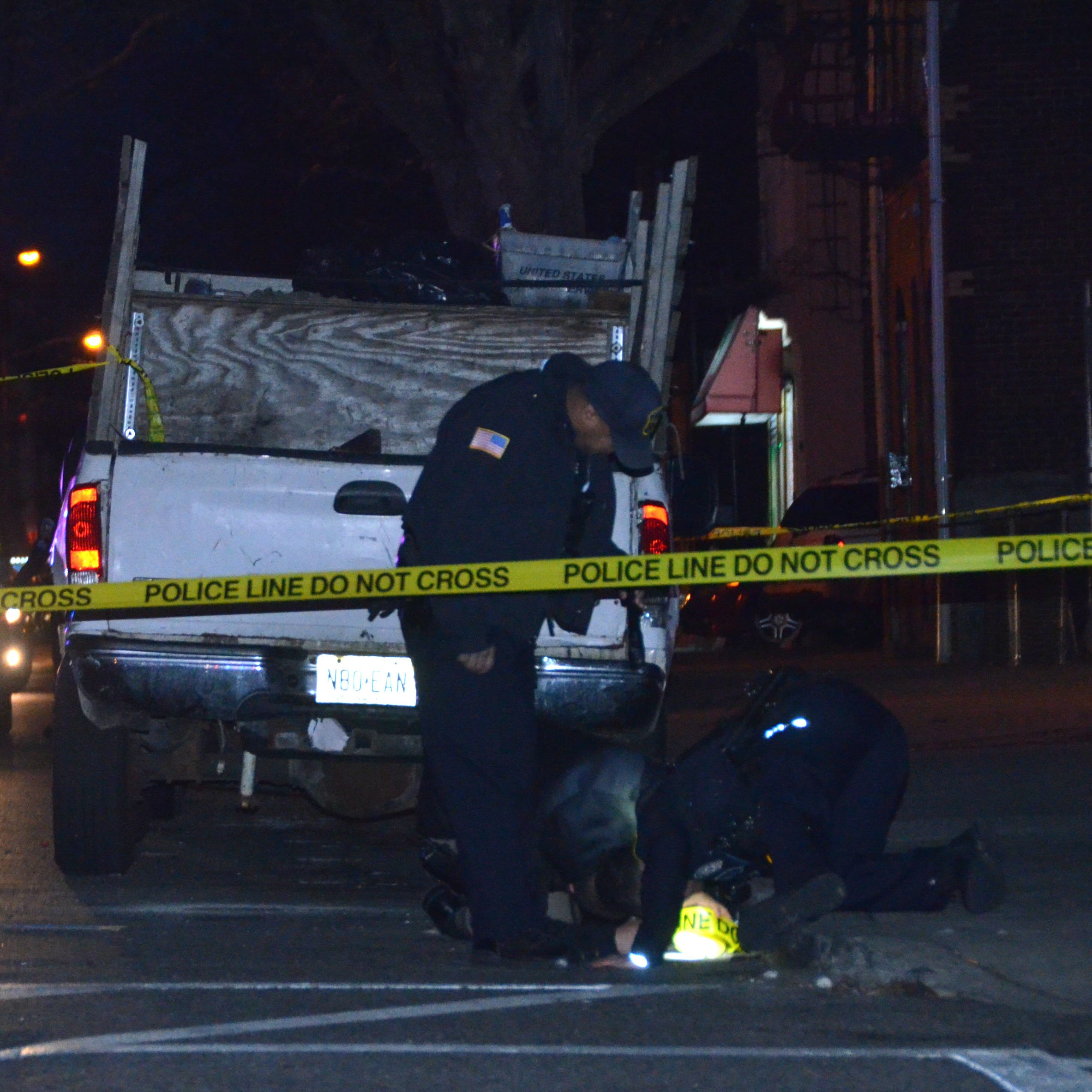 Shots fired in Passaic on New Year's Day