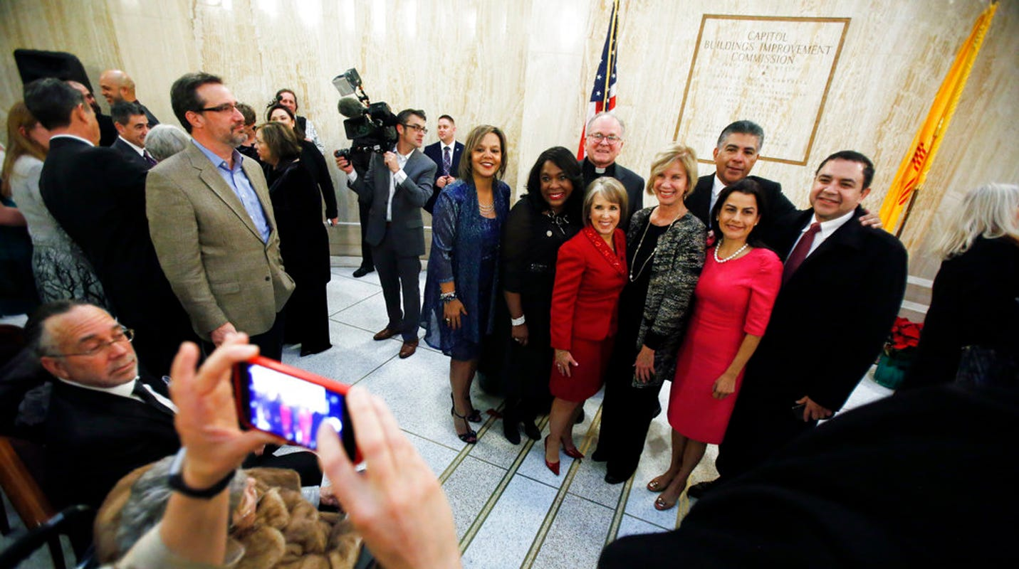 Does New Mexico Governorship Have A Cluttered Cabinet