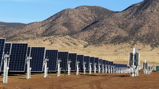 The solar project near Carrizozo  should mean lower rates for area residents and customers of the Otero County Electric Cooperative.