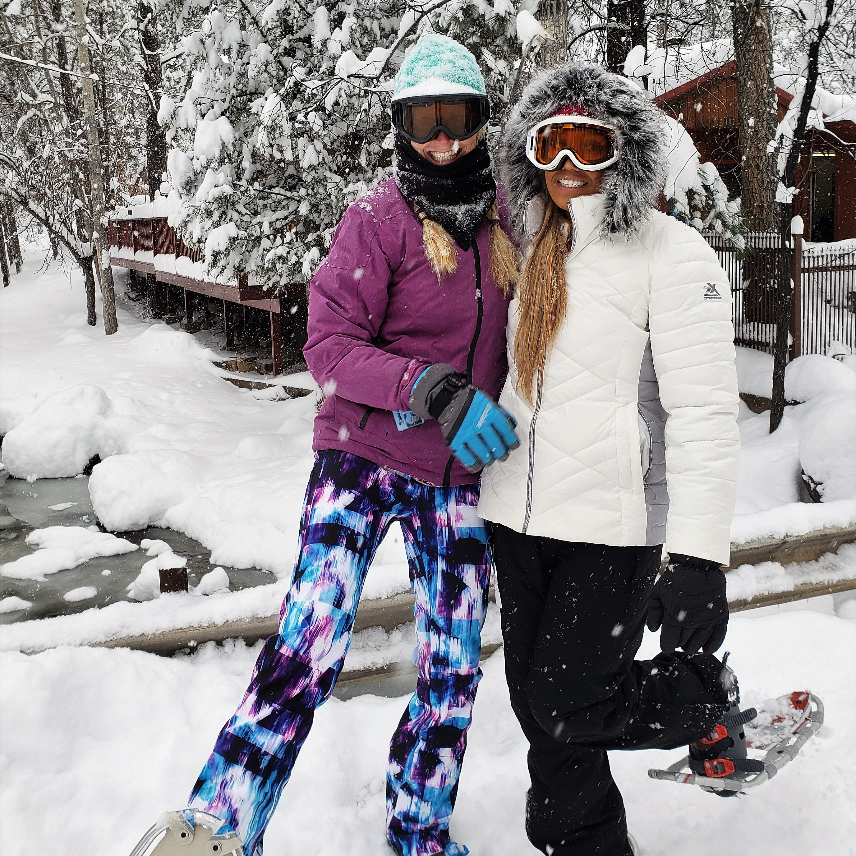 Happy Camper: Trekking through Ruidoso's snowstorm