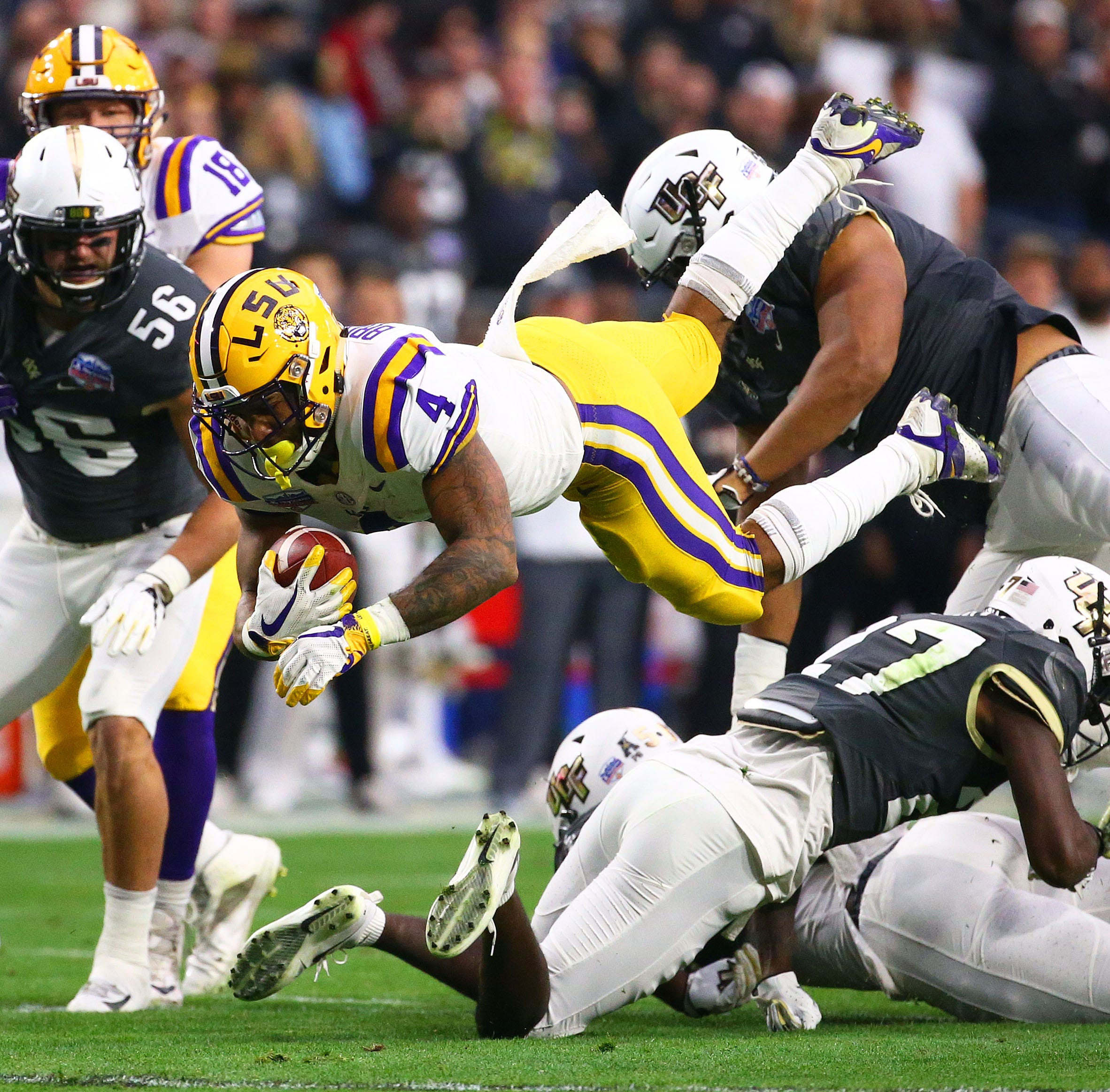 In Fiesta Bowl, LSU and UCF prove it's time to expand college playoff