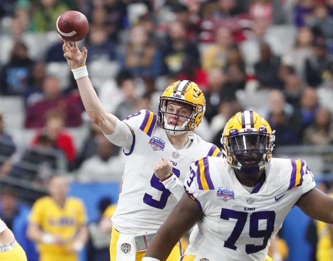 Joe Burrow: 4 facts on the LSU football quarterback