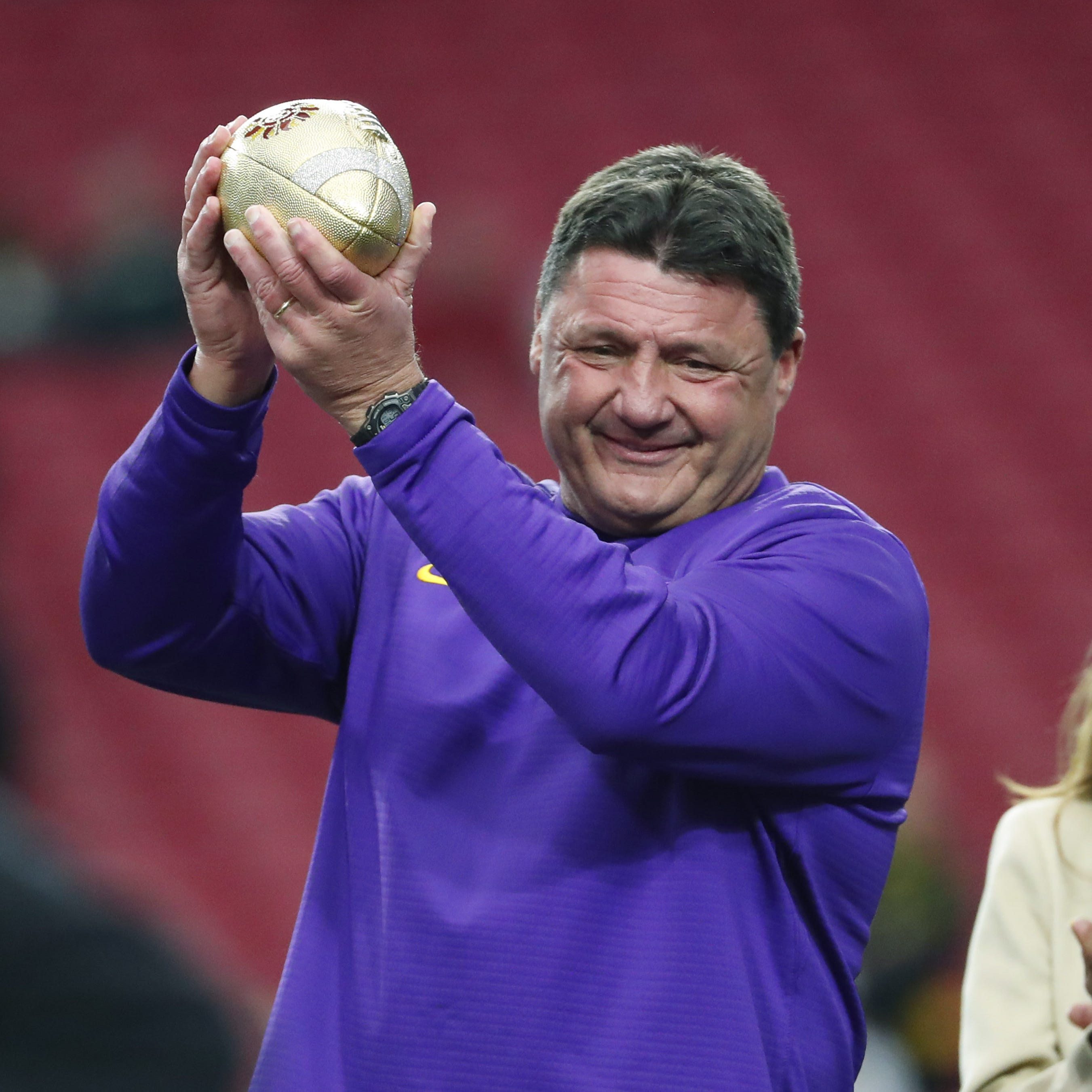 Is LSU's Coach O worth $4M? He's a bargain, Gov. Edwards says