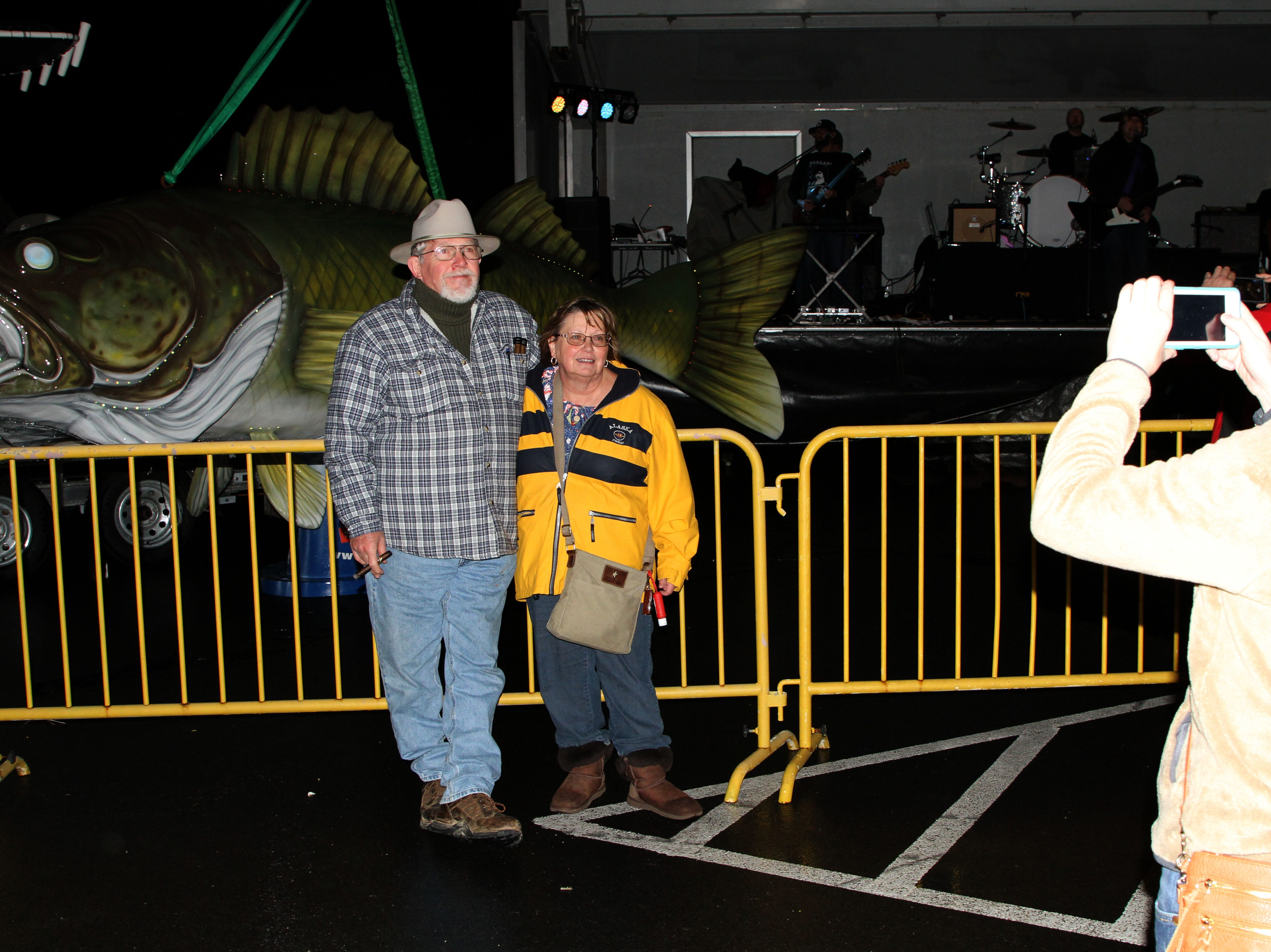 Port Clinton celebrates New Year's 2019 with Walleye Drop