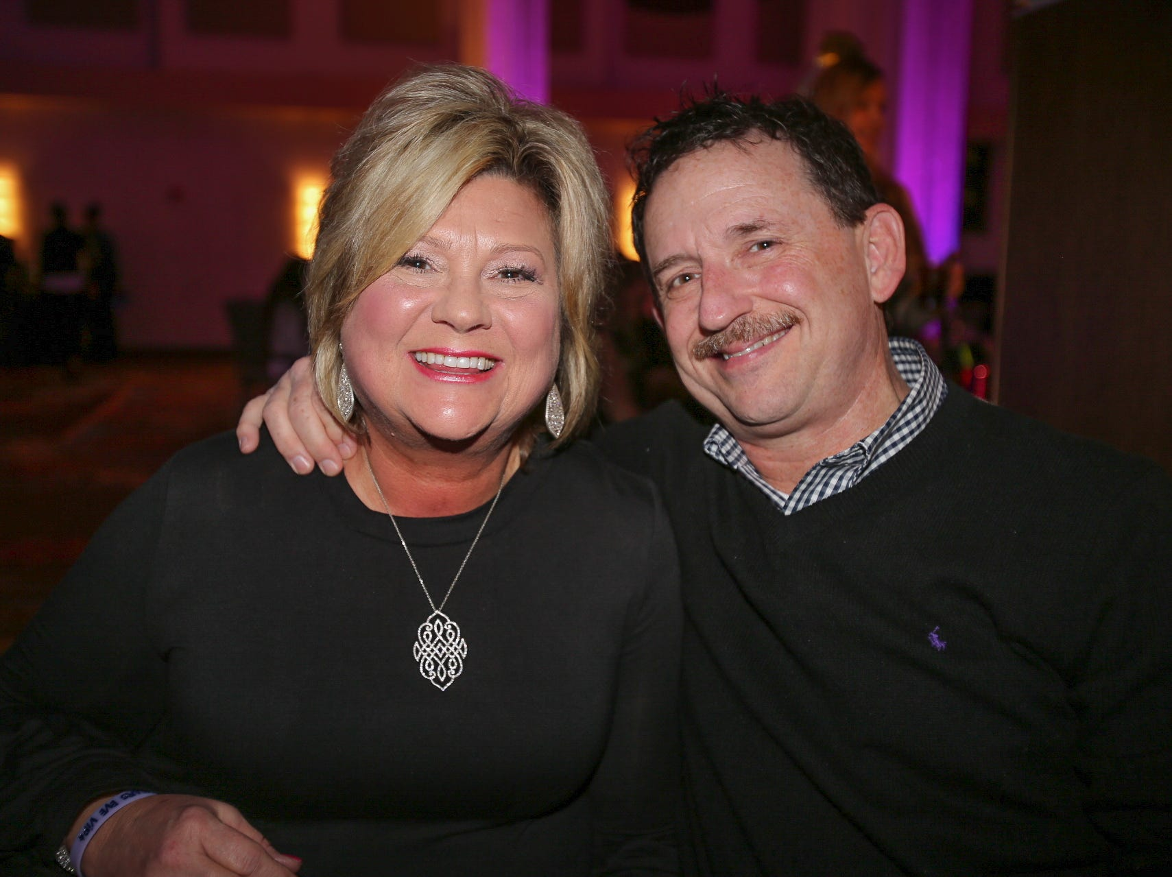Kim and Mark Lombardo