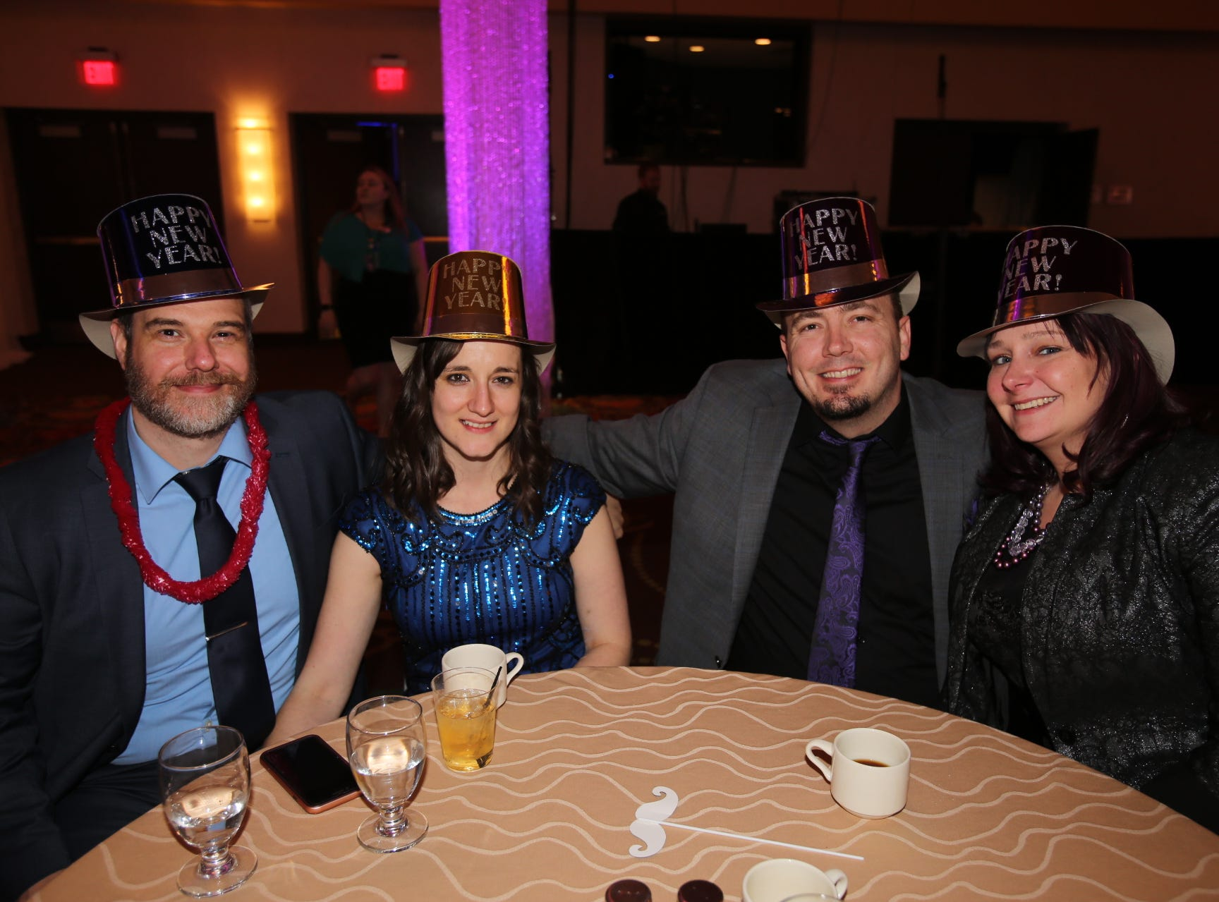 Matthew Doden, Ida Phillips, Dustin and Liz Smith