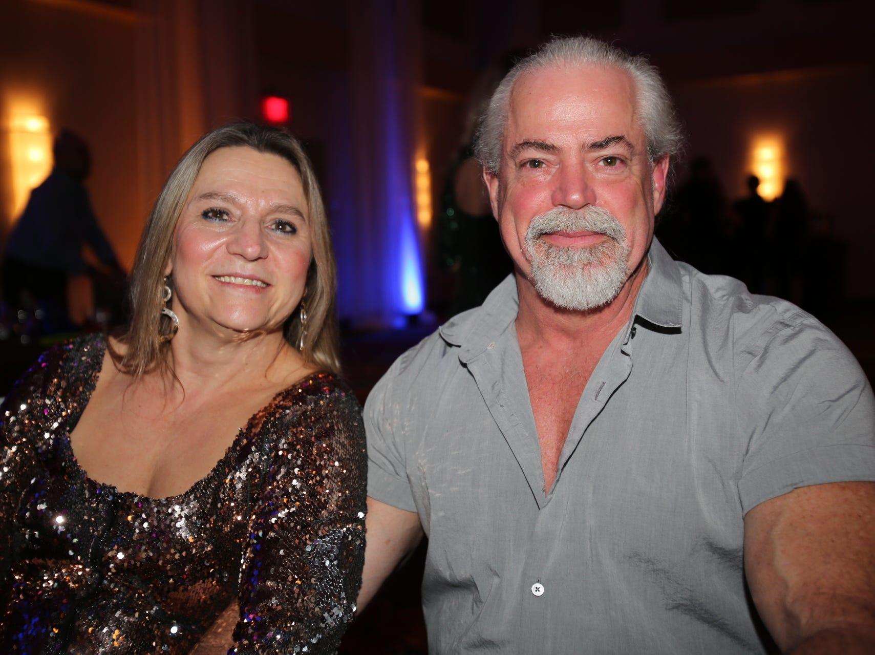 Shirley and Patrick Graham