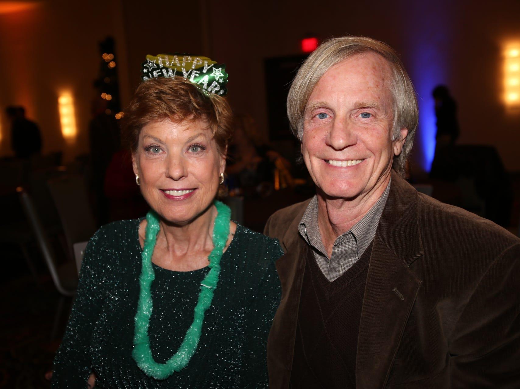 Wanda and Dennis
