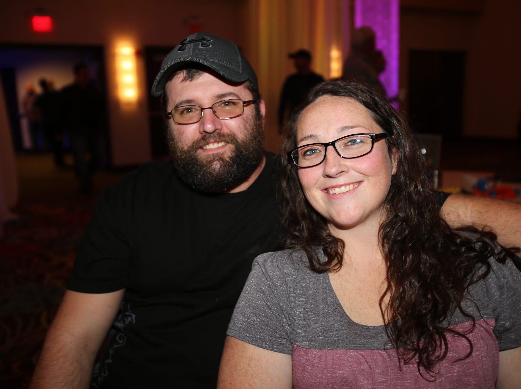 Devon and Chrisy