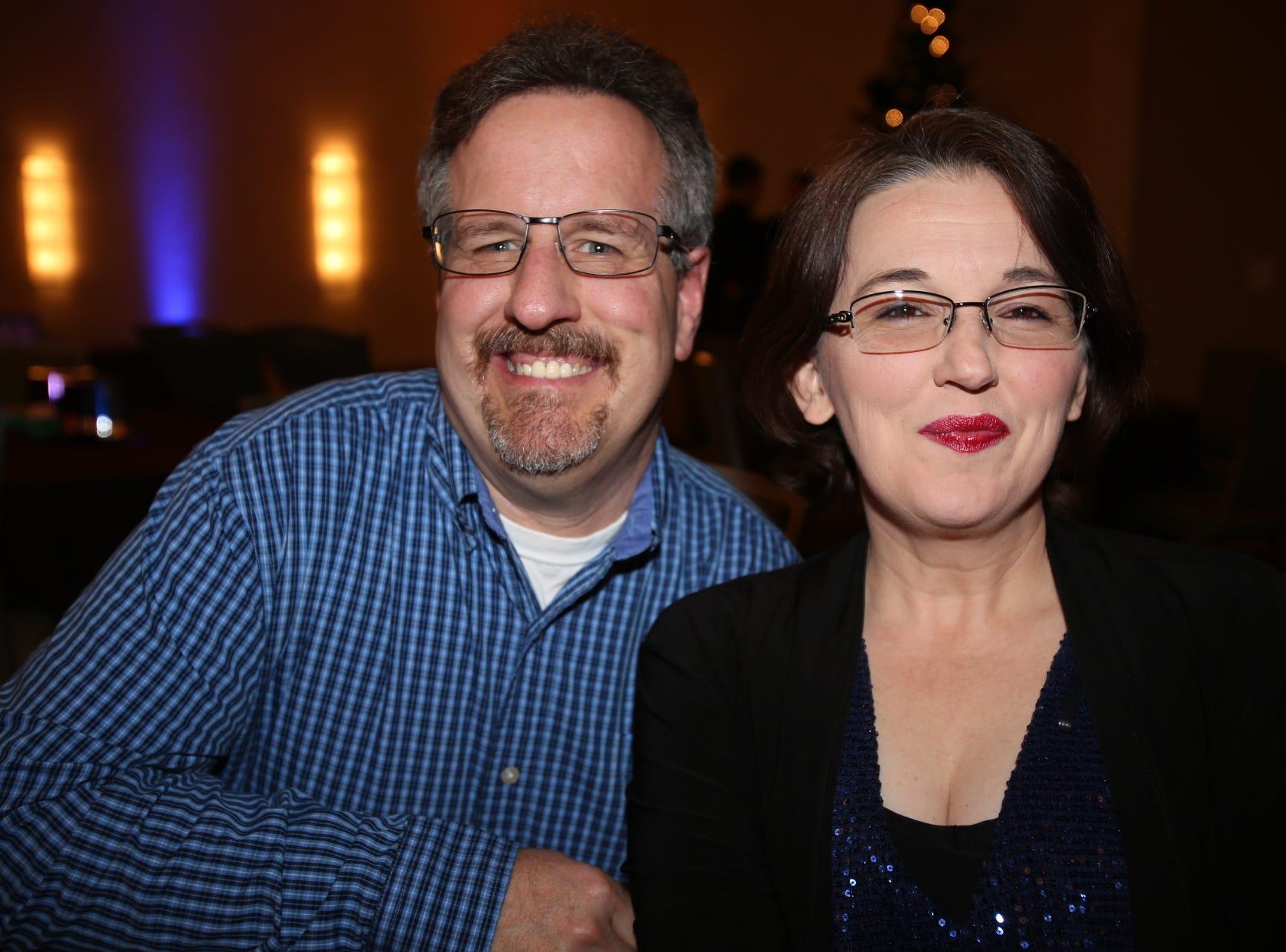 Joseph and Tina Henderson