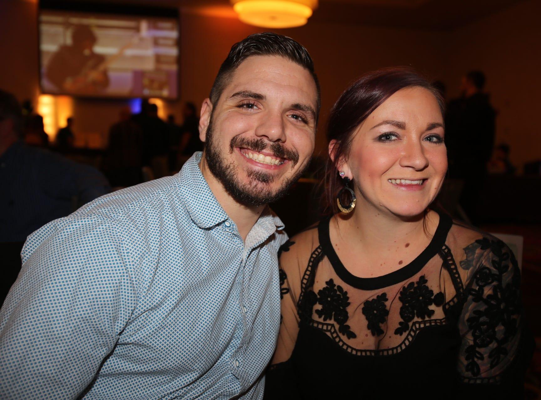 Shawn and Ashley Stacye