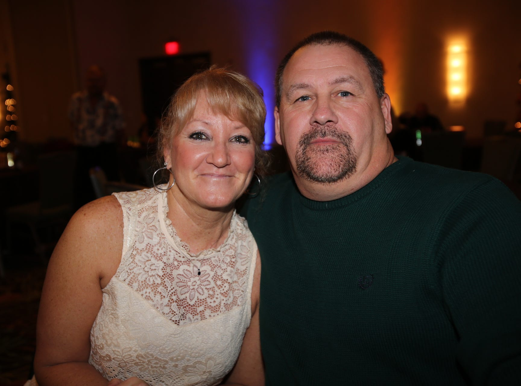 Tracie and Keith Johnson