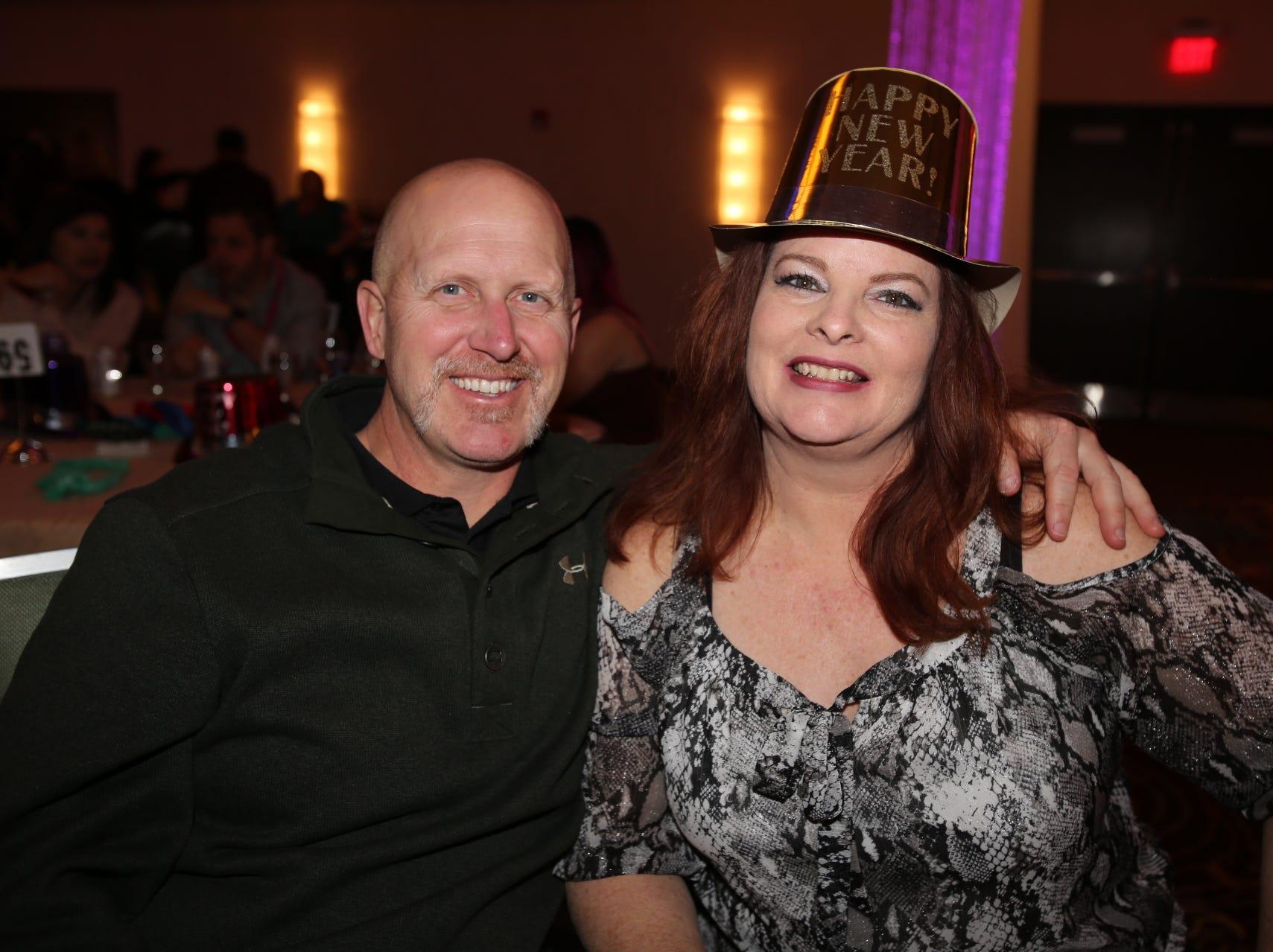 Jim and Wendy Barton