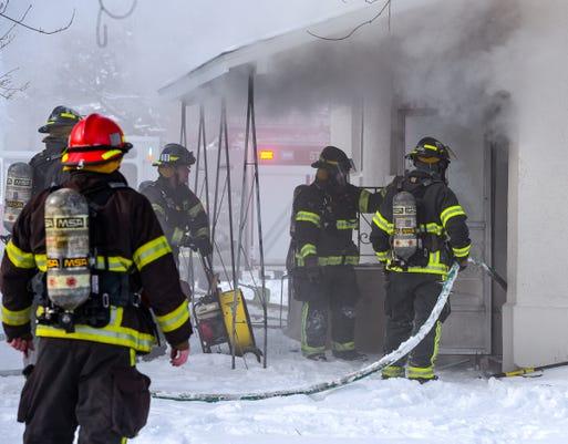 House Fire 1