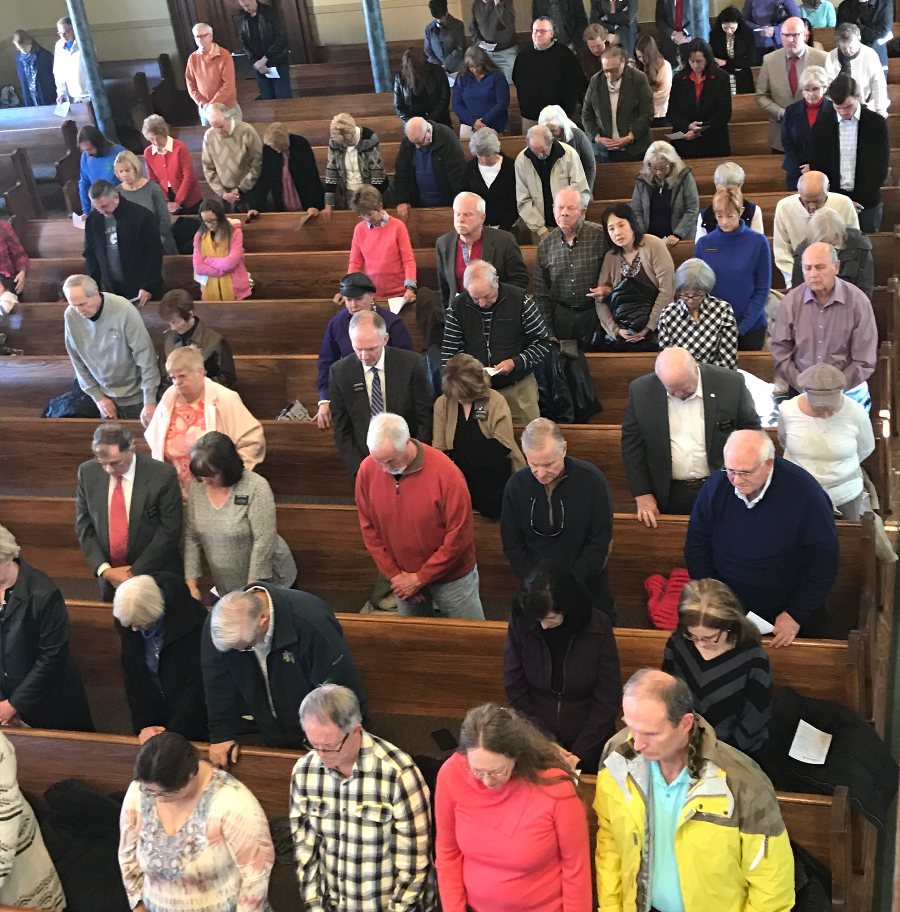 Prayer Over the City offers 'unity' if not 'uniformity'