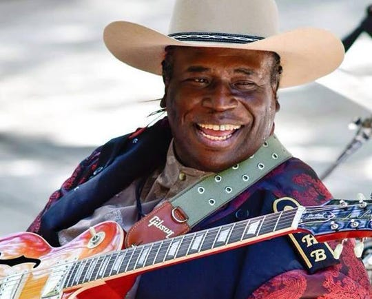"Wandering bluesman Eugene ""Hideaway"" Bridges returns to the corner stage at 8 p.m. Thursday at Bradfordville Blues Club"