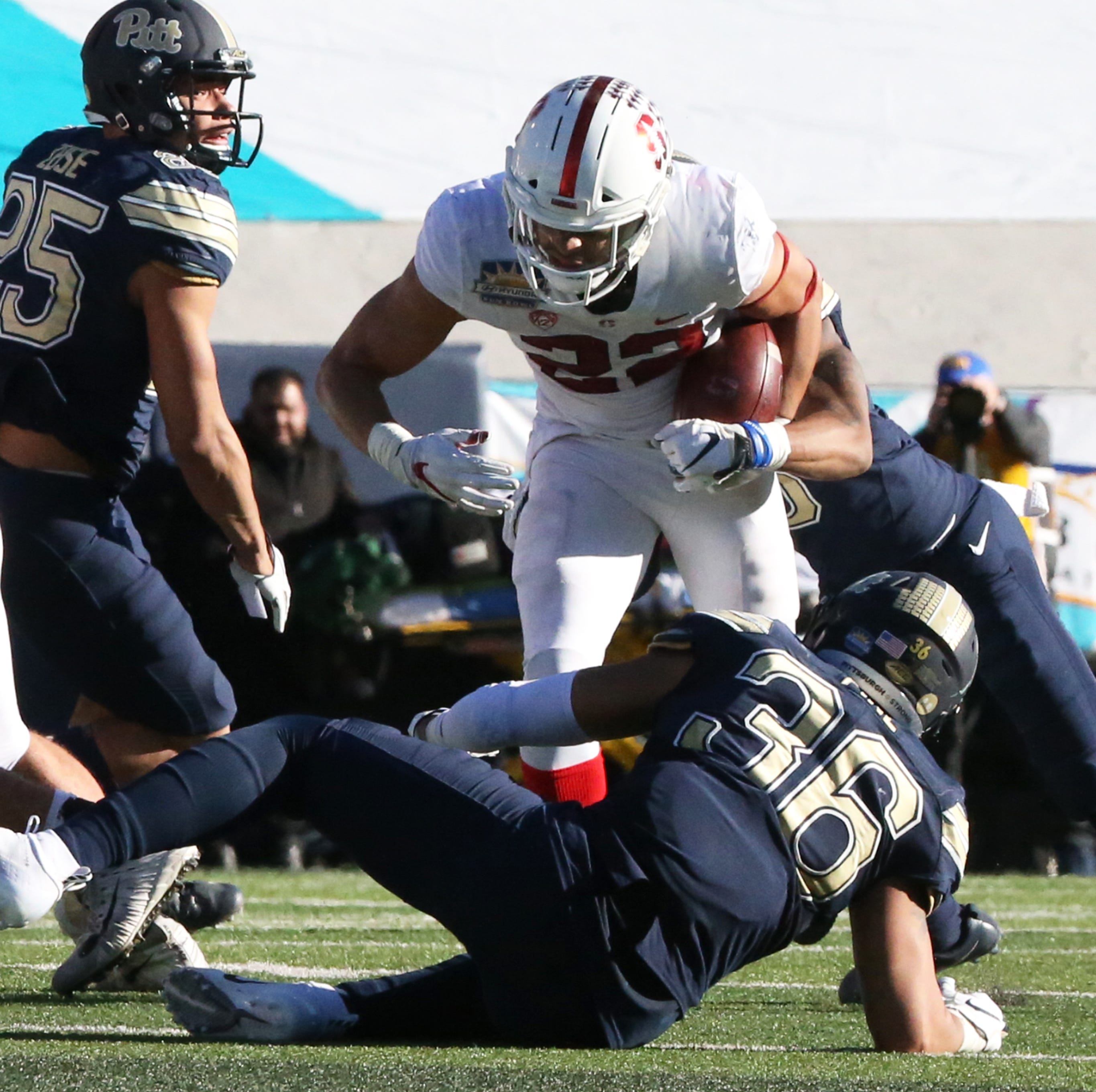 Sun Bowl MVP goes to backup who started in Stanford vs. Pitt because of injury