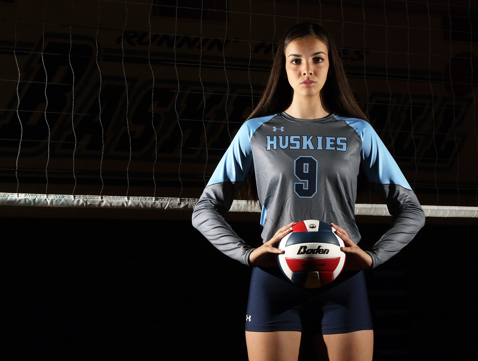 Chapin's Amber Soto is preparing to play her senior year and has made a verbal commitment to play at the Air Force Academy upon graduation from high school.