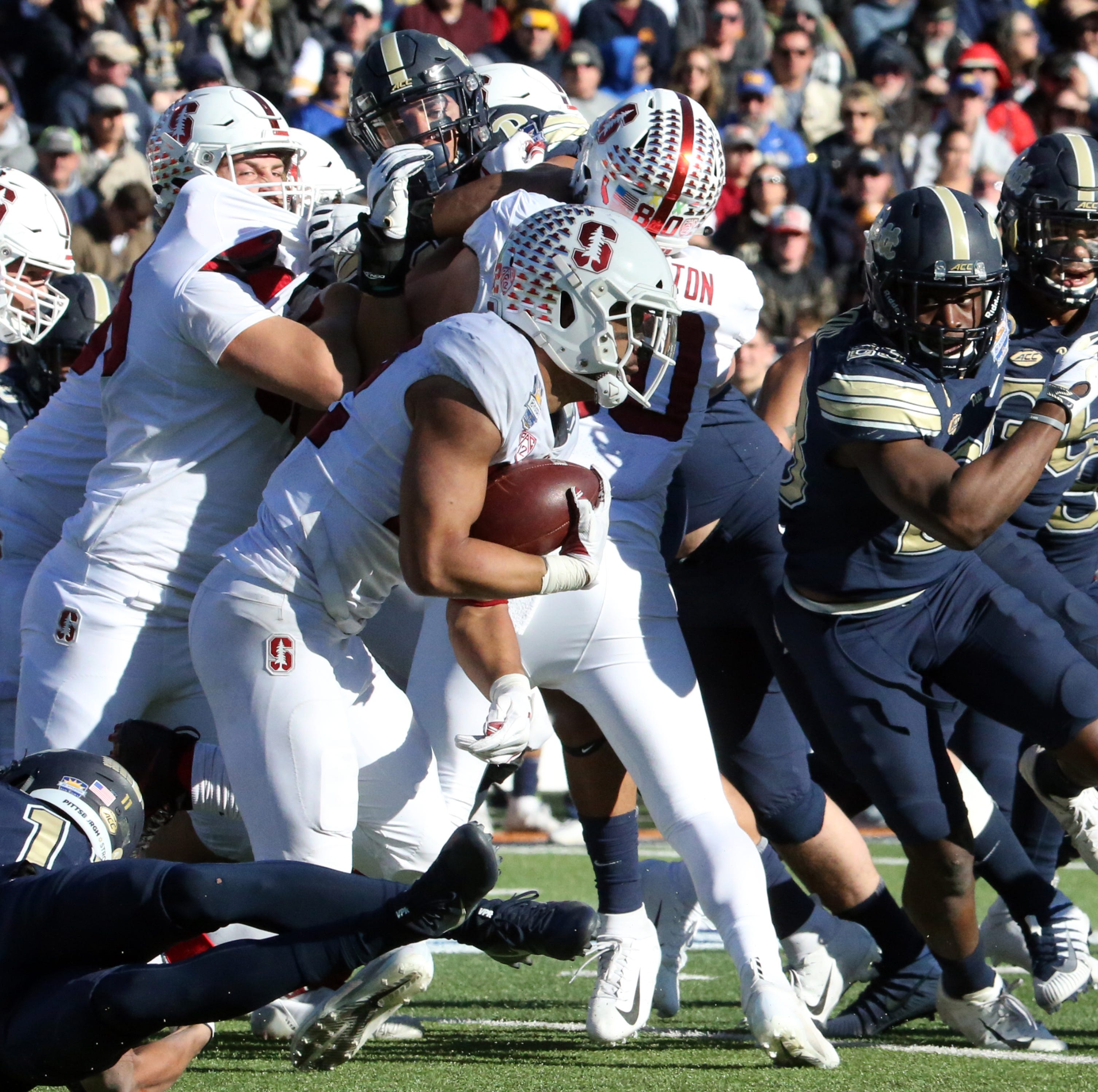 Sun Bowl final score, 14-13: Stanford's fortunate fumble puts them over Pitt