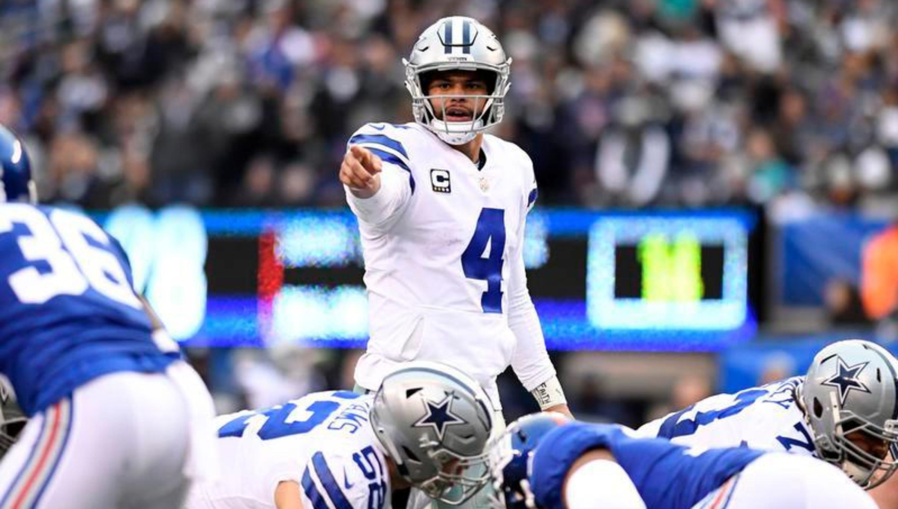 McClellan  Dak Prescott is part of Cowboys  solution going forward e0b687a98