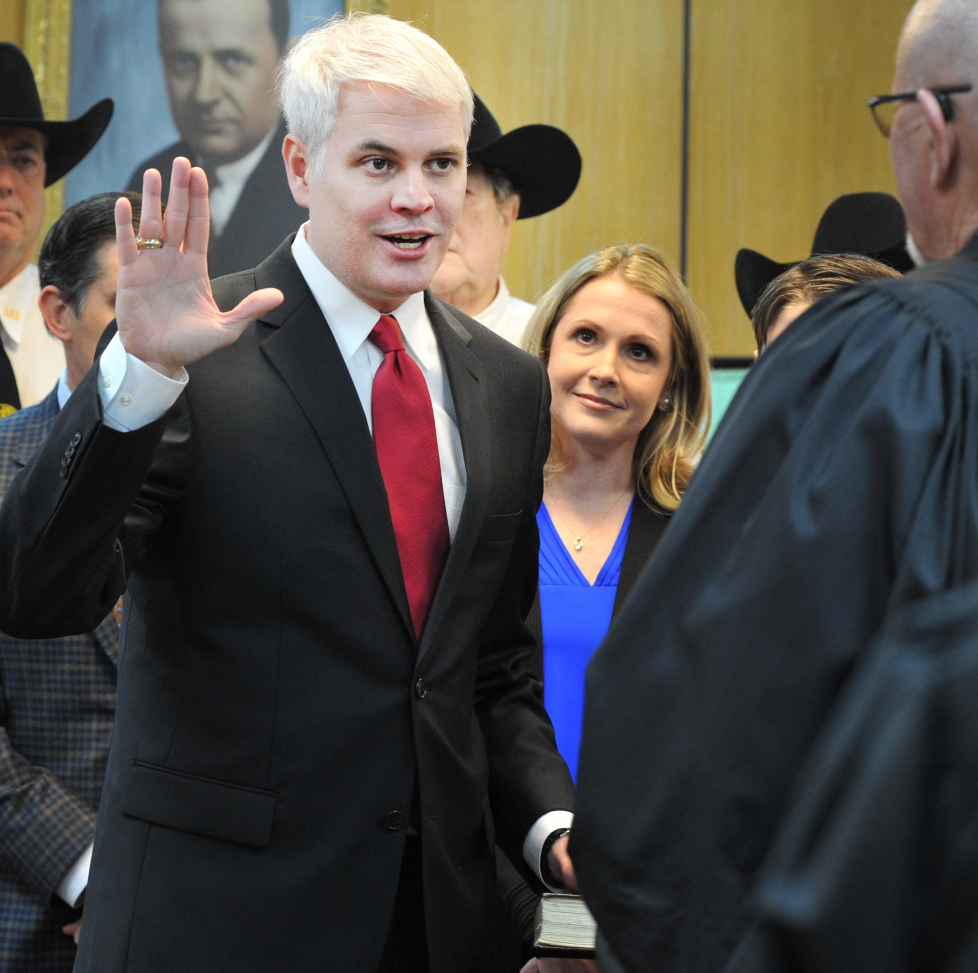 Progress: John Gillespie ends eventful year as new District Attorney