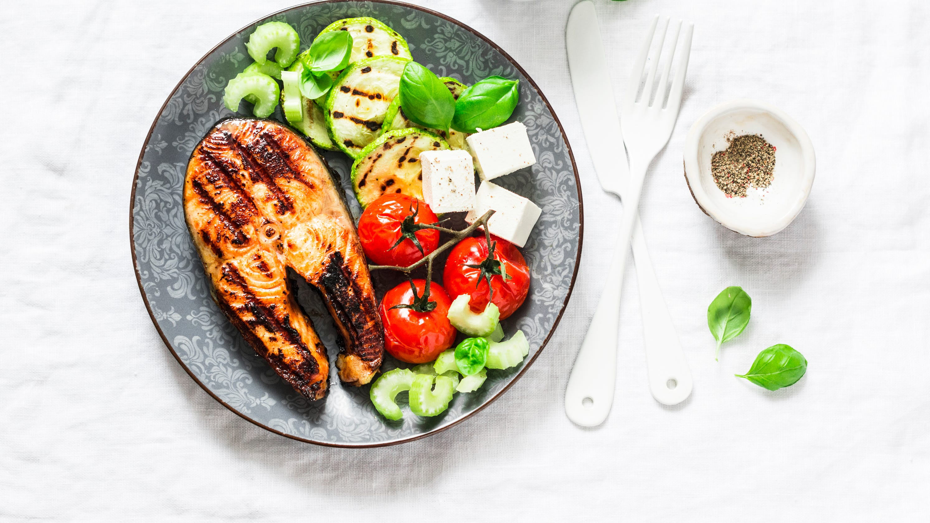 Mediterranean Diet Is Best Way To Eat In 2019, Say U.S