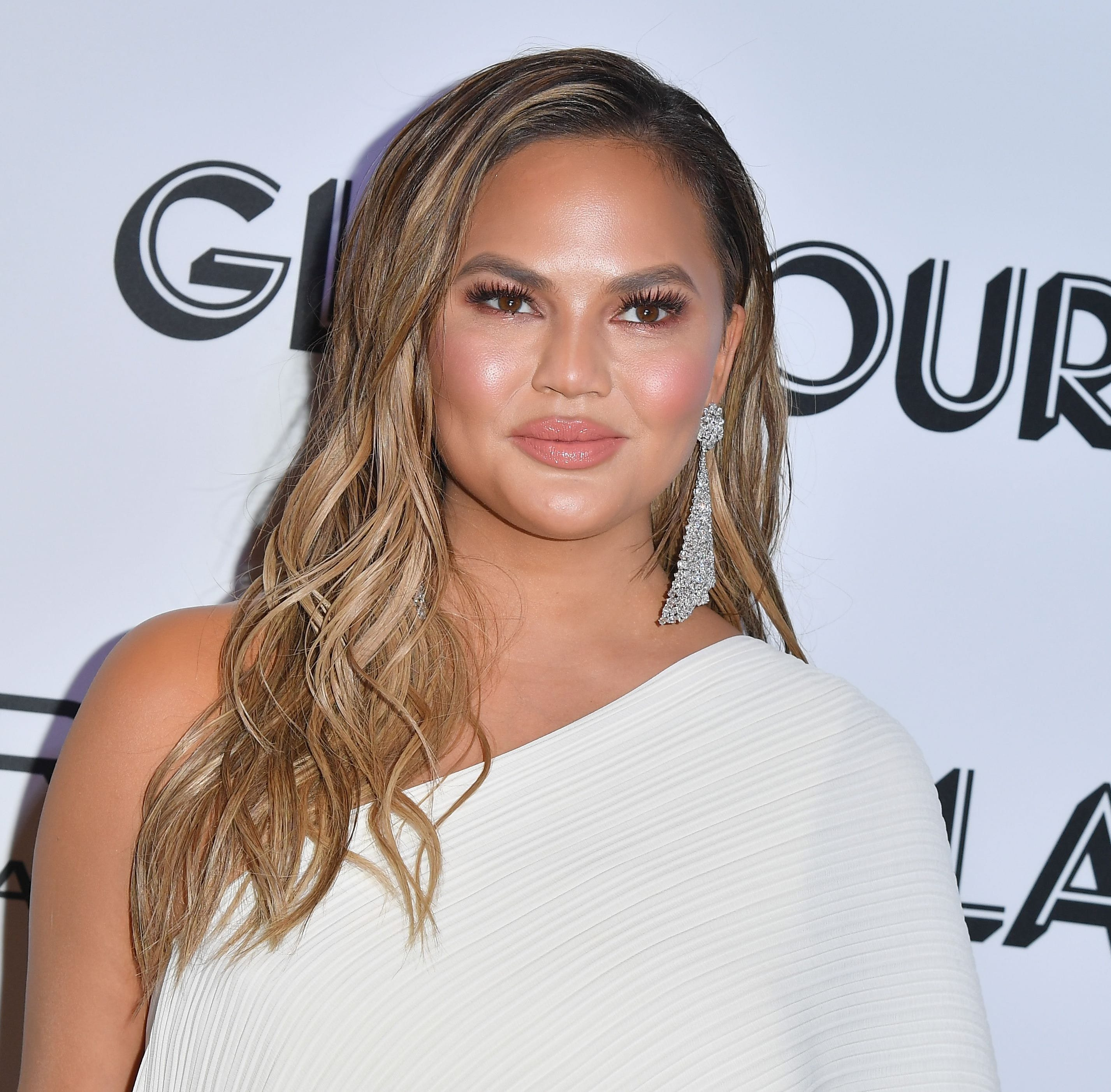 Chrissy Teigen has better things ahead in 2019.