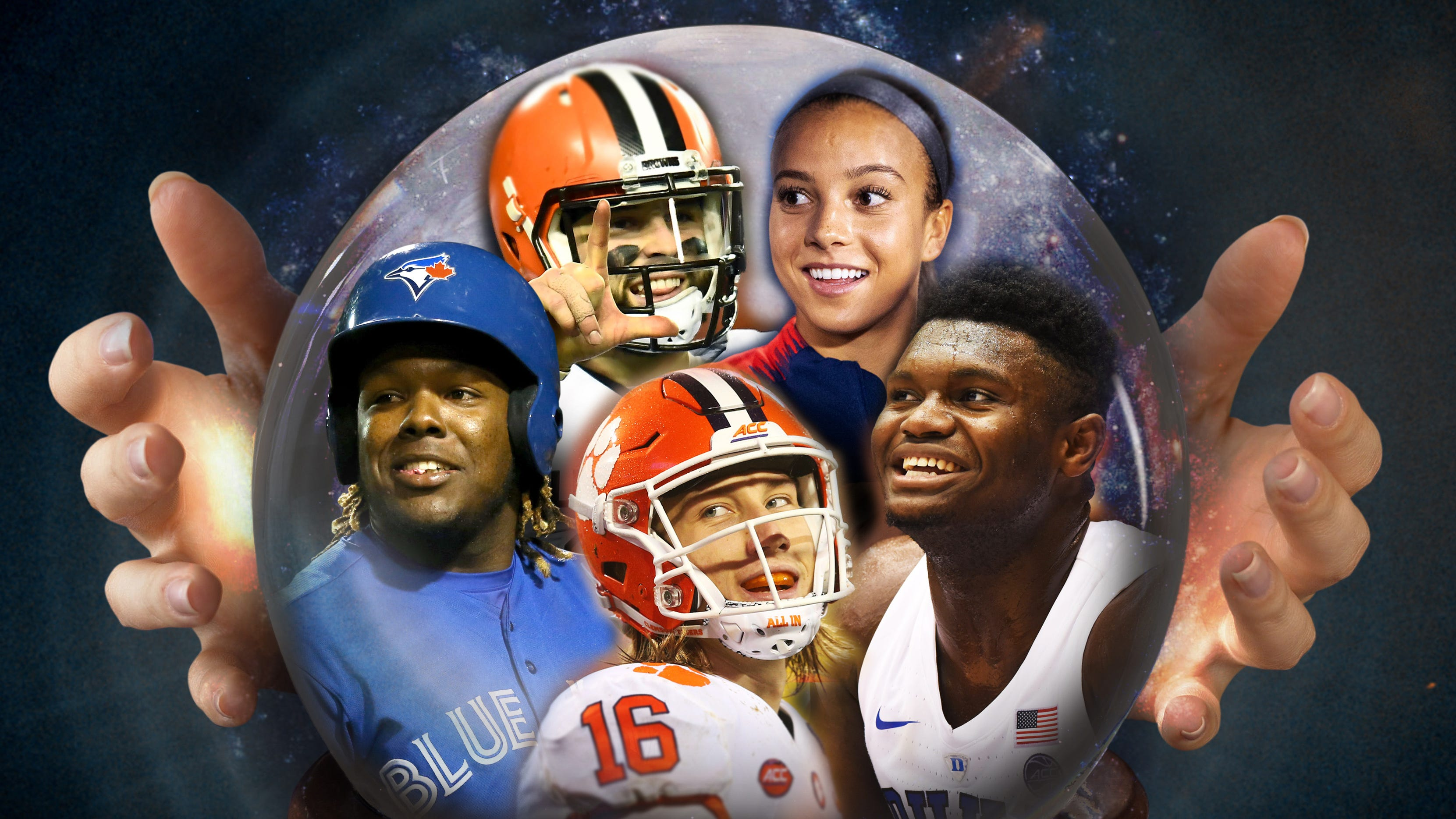 2019 athletes who will likely emerge as stars in the new year