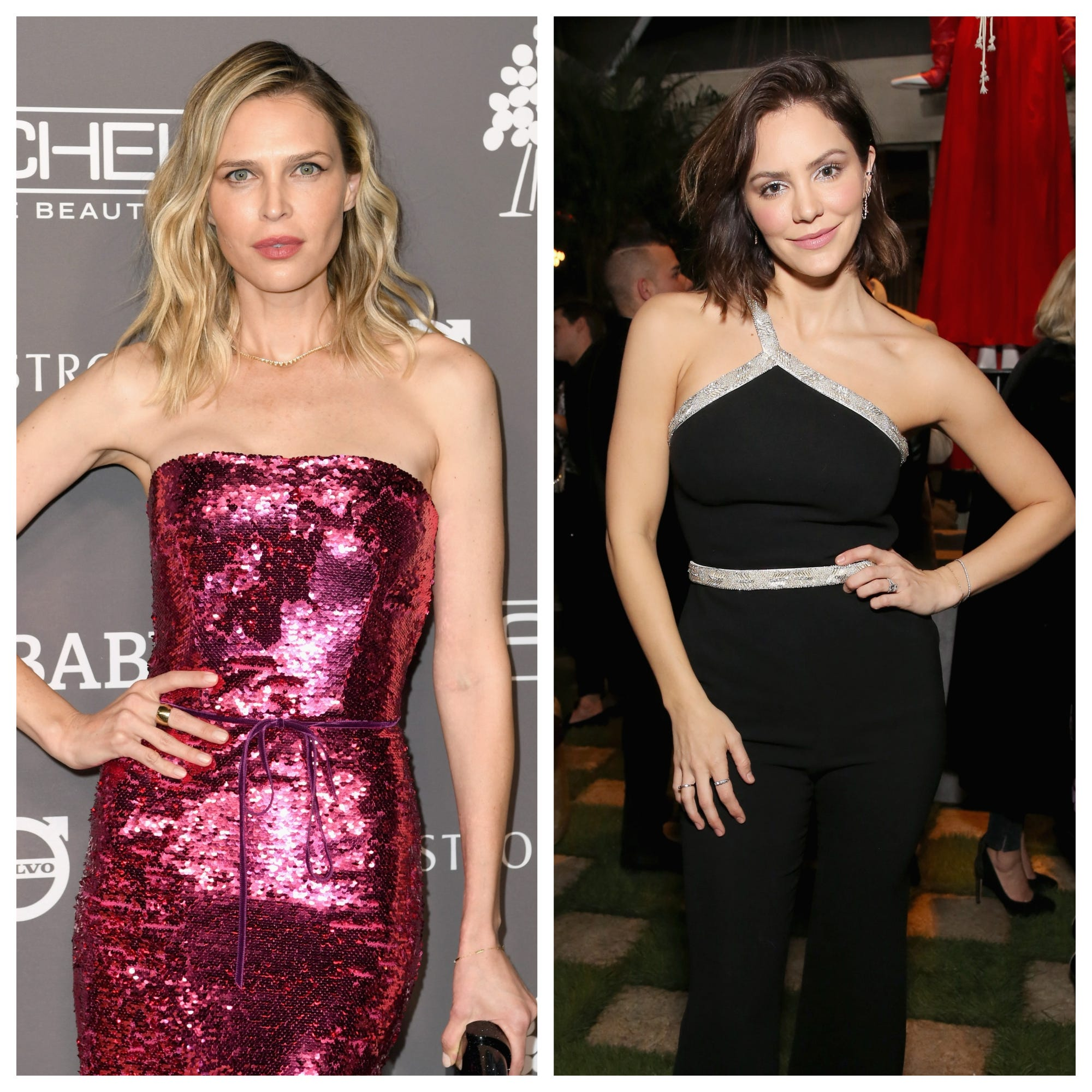 Sara Foster Teases Future Stepmom Katharine Mcphee Over Bikini Photo