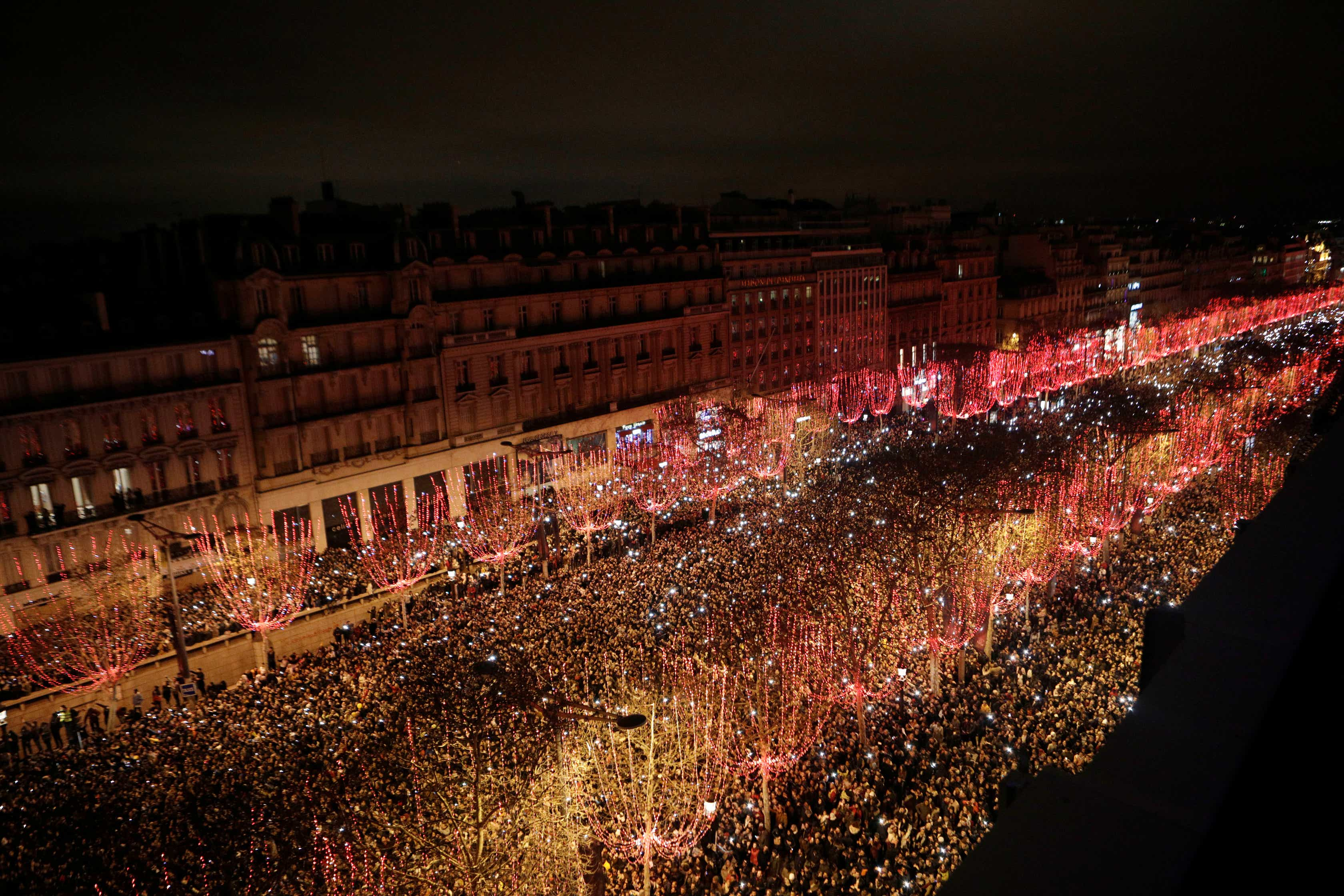 6 New Year's traditions across the world