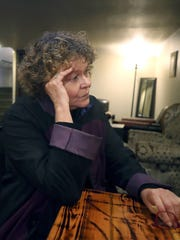 Carol Carlson returned Dec. 28, 2018, to Kitsap County, Washington, to try to retrace the steps she took a year ago when she was jailed and accused of drunken driving. Doctors eventually diagnosed her with a stroke; DUI charges were dropped.