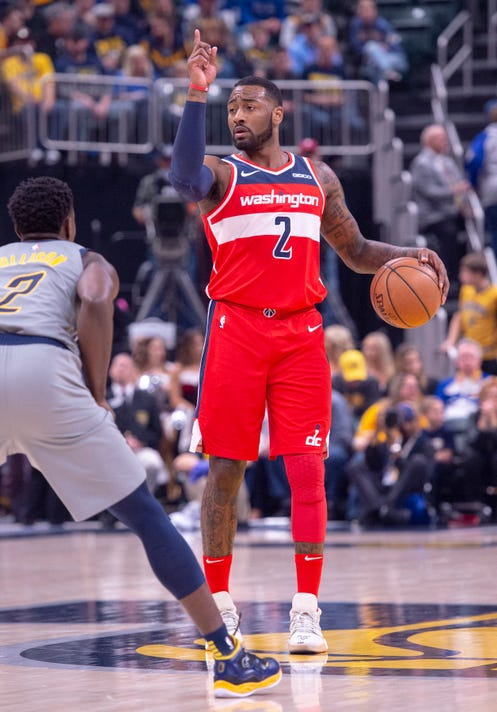 Ap Wizards Pacers Basketball S Bkn Usa In