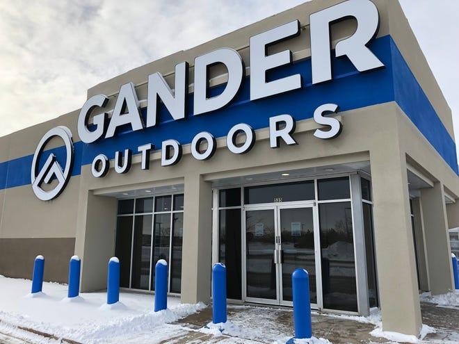Gander Outdoors has closed in Grand Chute.