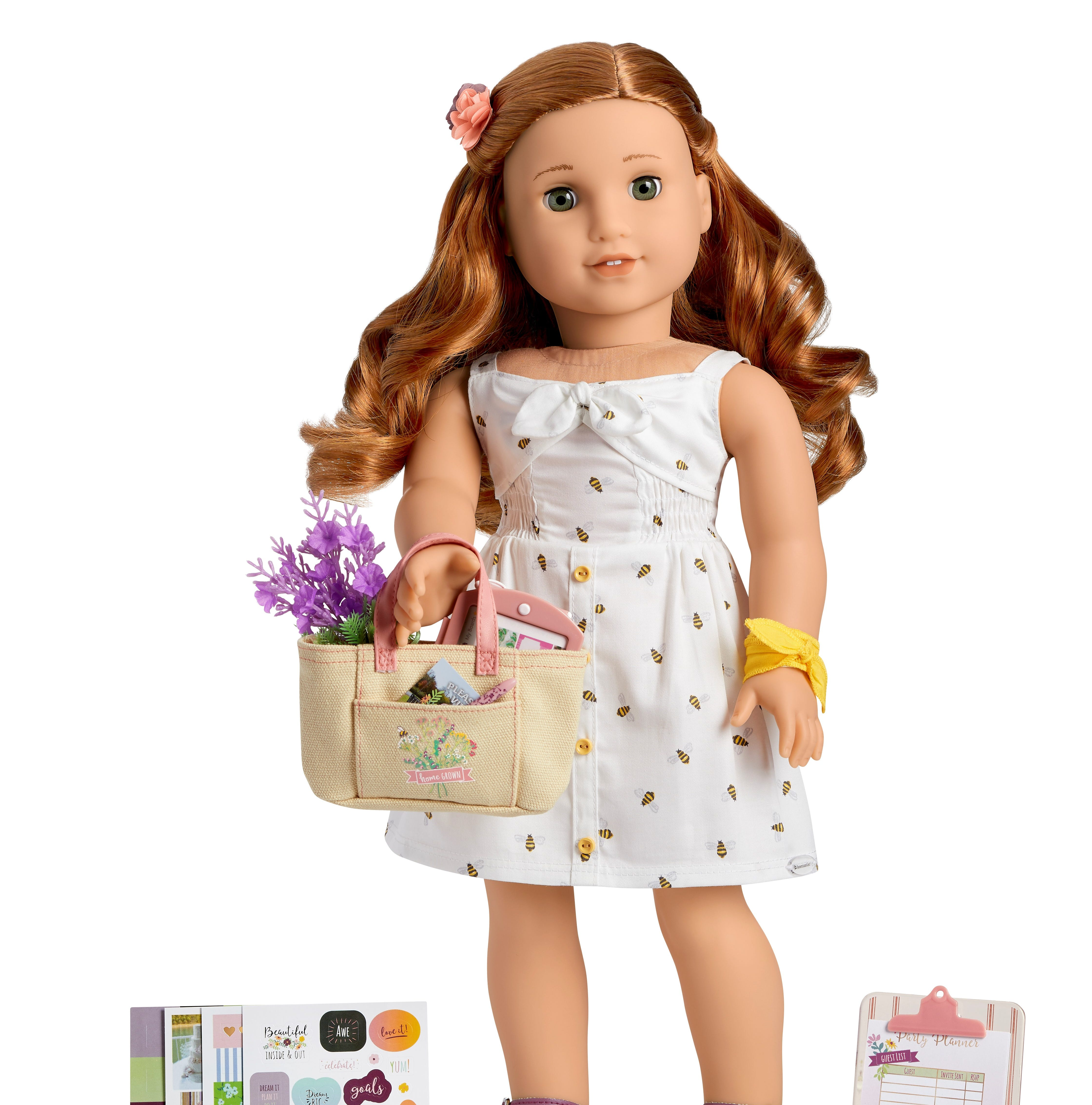 "American Girl: Meet Blaire Wilson, American Girl's 2019 ""Girl of the Year"" doll"