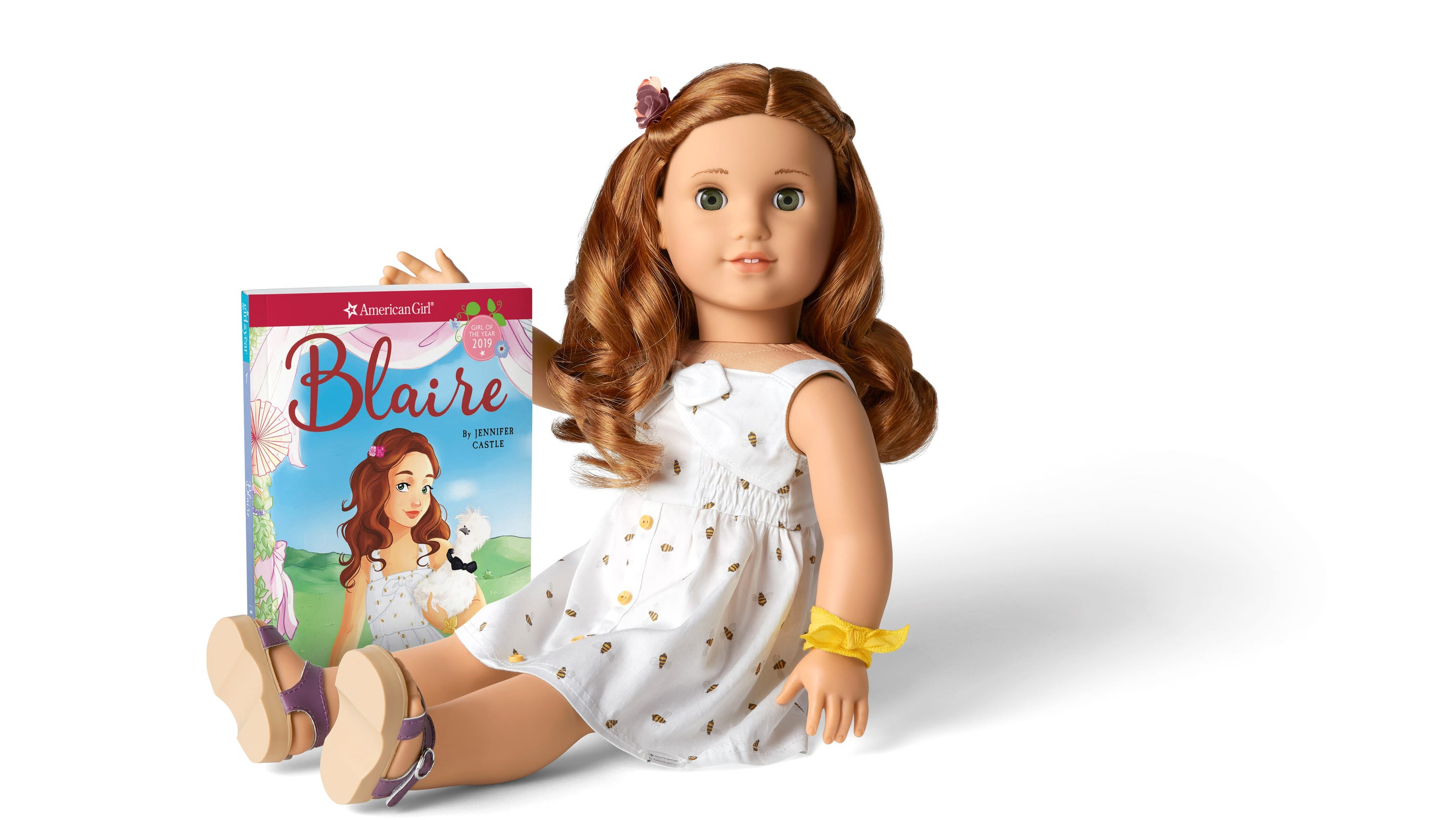 blaire wilson meet the american girl doll from the hudson valley. Black Bedroom Furniture Sets. Home Design Ideas