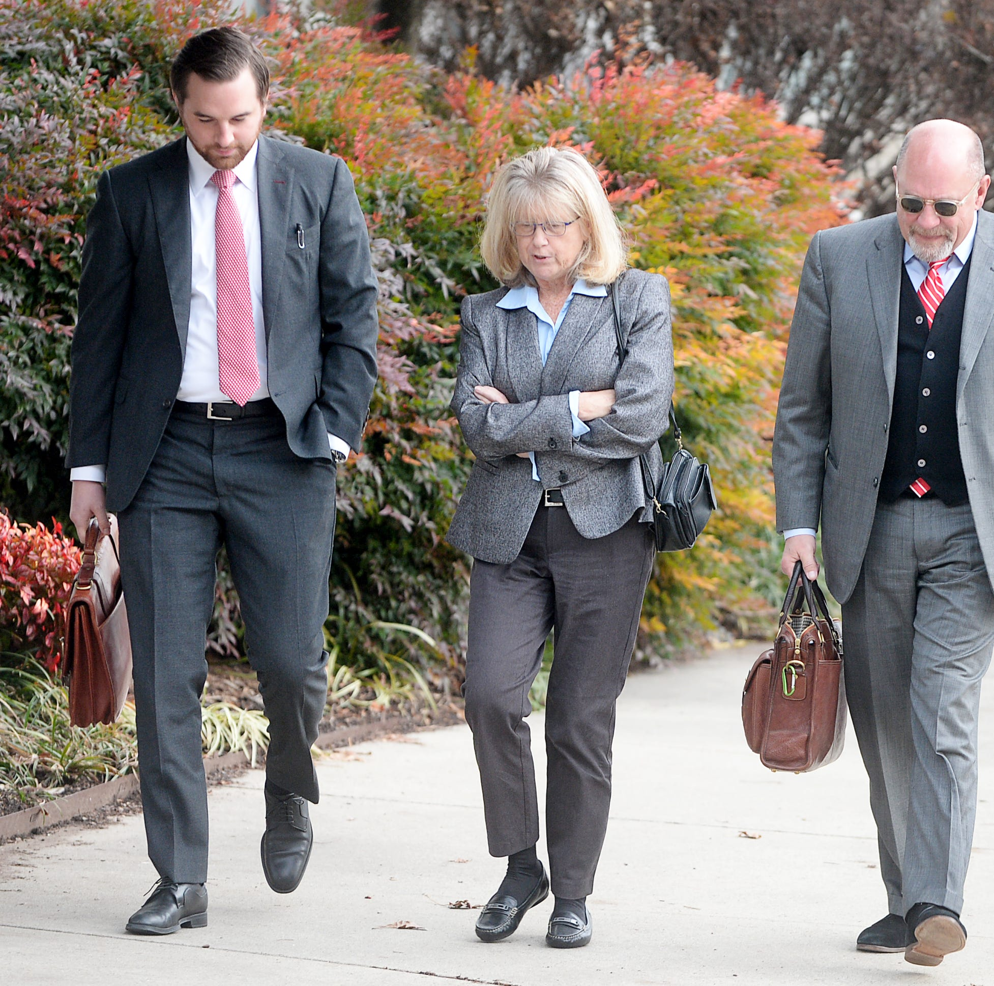 In Buncombe corruption investigation, 5 plead guilty. But 2 of them haven't paid up.