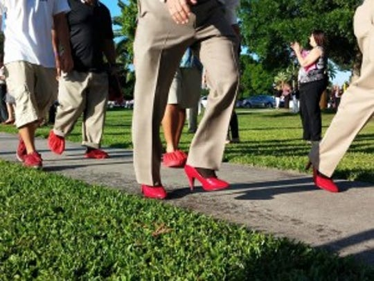 Serene Harbor seeking sponsorships to its March 15 fundraising, which focuses on preventing violence against women. It will include men walking in women's shoes to show their support for the program's efforts.