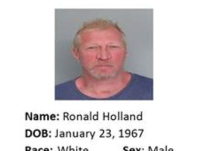 Ronald Holland is wanted for motion to revoke: assault. Anyone with information should call Crime Stoppers at 361-888-8477.