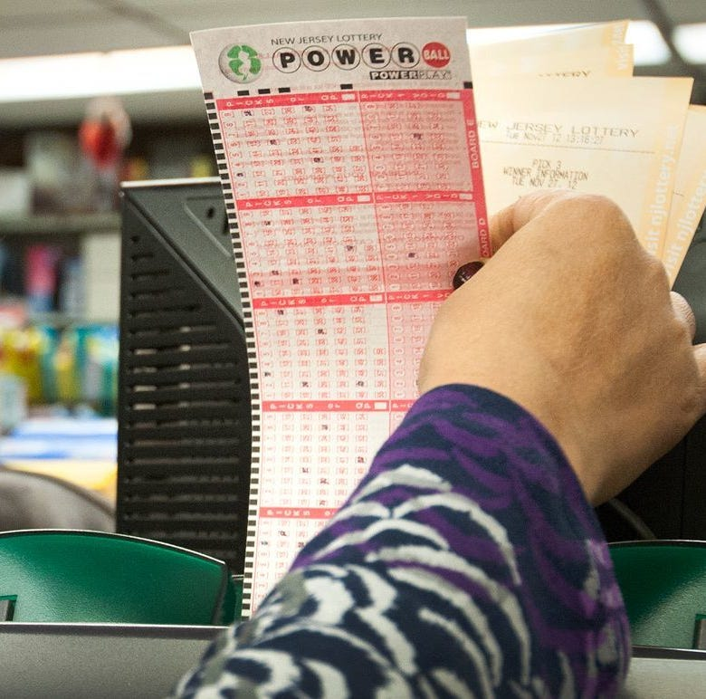 $1 million Powerball ticket sold in New Jersey