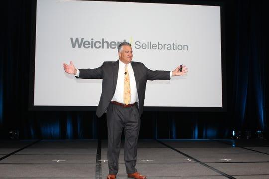 Bill Scavone heads Weichert Real Estate Affiliates.