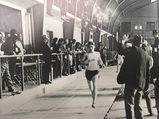 Gary Trojanowski, a 1972 graduate, is  a member of the Saint Joseph High School Athletics Hall of Fame.