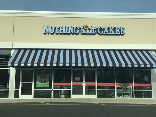 Nothing bundt Cakes opened Dec. 8 at 1443 Route 1 South in the Raymour and Flanigan strip mall in North Brunswick.