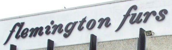 Flemington Furs will be closing.