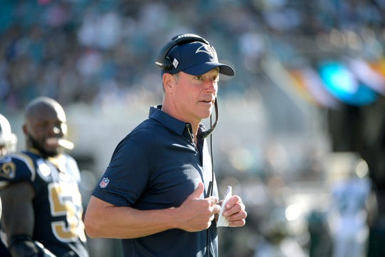 Aaron Kromer has had successful stops during his career with the Chicago Bears and Los Angeles Rams.